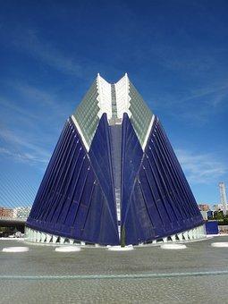 The Agora, City of Arts And Sciences, Valencia