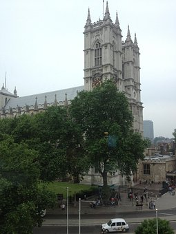 Westminister Abbey, London, Church, Religious, Religion