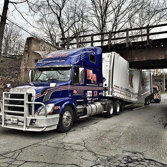 Accident, Truck, Bridge, Vehicle, Transportation