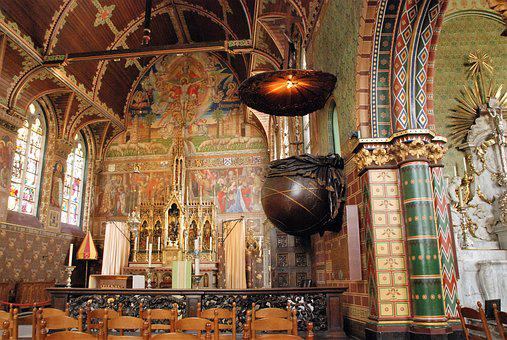 Basilica Of The Holy Blood, Bruges, Belgium, Religion