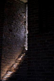 Damme Bruges, Light, Bricks