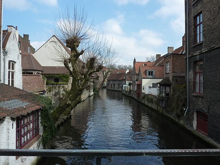 Brugge, City, Bruges, Architecture, Historically
