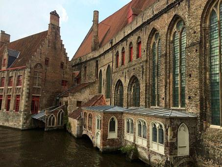St John's Hospital, Bruges, Belgium, The Cathedral