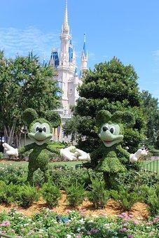 Cinderella's Castle, Walt Disney World, Disney