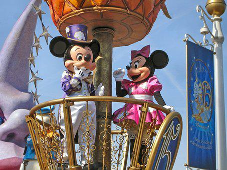 Disneyland, Disney, Paris, Disneyland Paris, Theme