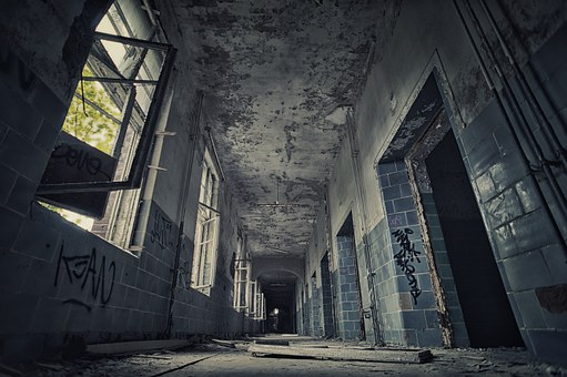 Urban, Urbex, Lostplace, Abandoned, Decay, Forgotten