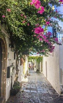 Island, Greece, Great, Sun, Rhodes Summer
