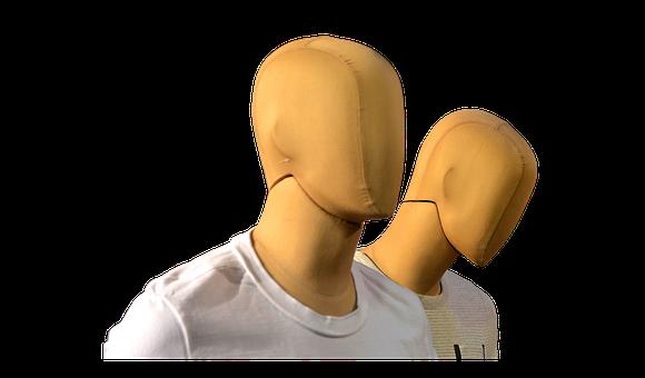 Heads, Face, Fashion, Display Dummy, Head, Doll