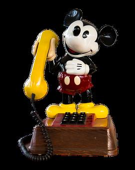 Phone, Old, Communication, Nostalgia, Antique, Isolated
