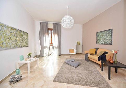 Living Room, Apartment, House, Table, Inside, Light