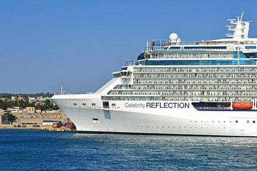 Ship, Sea, Pier, Liner, Cruise Ship, Vacation, Journey