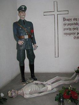 Father Kolbe, Lichen, Maksymilian Marian Kolbe