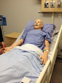 Cpr, Dummy, Medical, Training Course