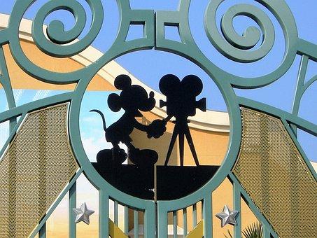 Disney, Mickey Mouse, Mouse, Film, Studio