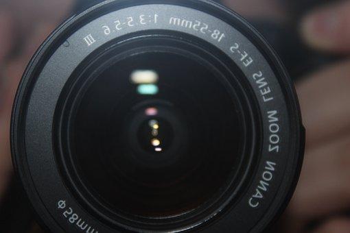 Canon Eos 600d, Camera, Objective Camera Lens