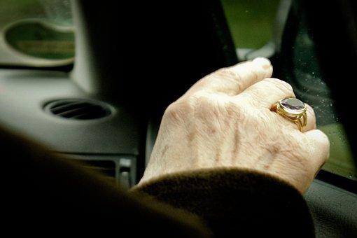 Hand, Old, Ring, Human, Grandma, Fold, Hands