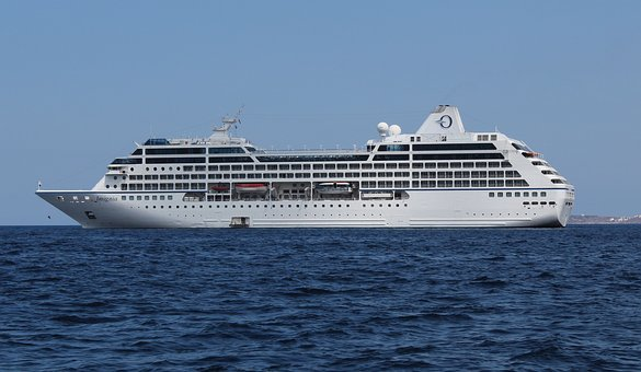 Ms Insignia, R Class Of Cruise Ship