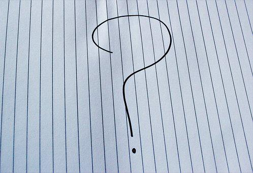 Question Mark, Question, Why, Sign, Symbol, Mark, Ask