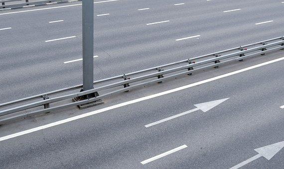 Road, Track, Asphalt, Road Markings, Empty Road
