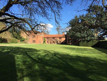 Ingatestone, Hall, Tudor, English, Traditional, Uk