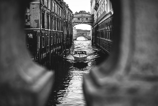 Italy, Venice, Channel, Architecture, Historically