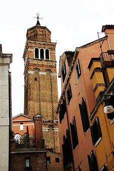 St Mark's Square, Back, Venice