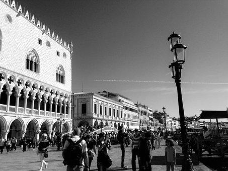 Venice, Italy, Venezia, Architecture, Historically
