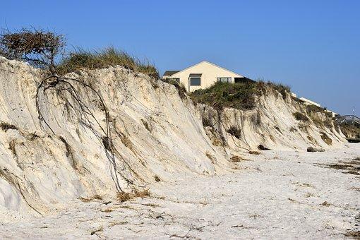 Hurricane Matthew, Beach Erosion, Weather