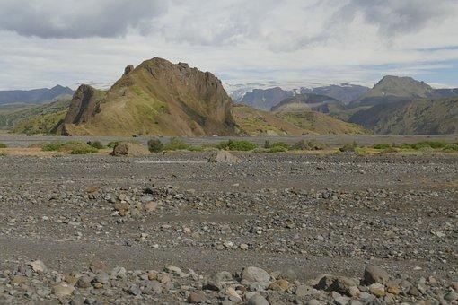 Iceland, Thor Mark, Landscape, Nature, Wilderness