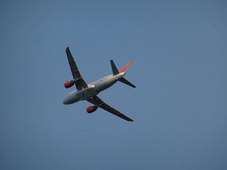 Aircraft, Start, Wing, Wrong Location, Turbine, Engine