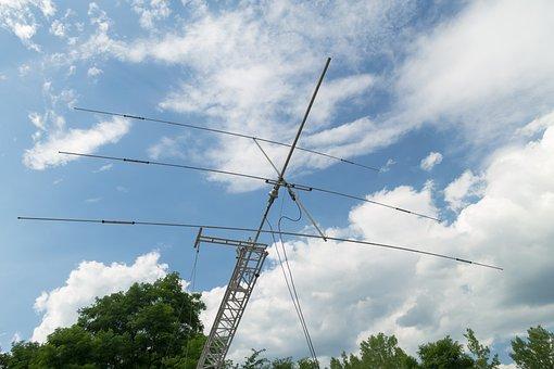 Antenna, Yagi, Beam, Aerial, Amateur Radio, Ham Radio