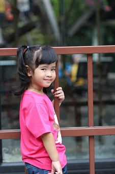Baby, Girl, Pretty Girl, Children, Kid, Thai Kid