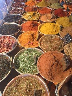 Spices, Market, Bartiste