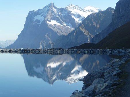 Eigertrail, Mountain World, Bernese Oberland