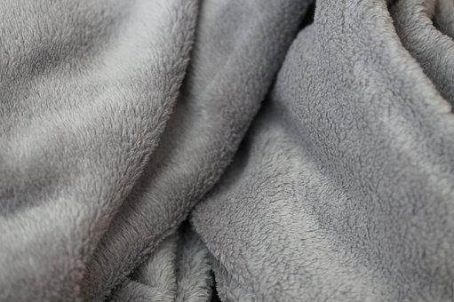 Blanket, Close, Kuscheldecke, Structure, Fiber, Cuddly