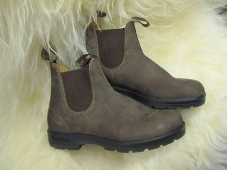 Birkende Farm Shop, Boots, Wool, Lambskin