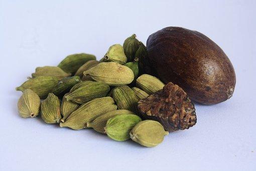 Cardamom, Spices, Food, Ingredient, Seasoning, Cuisine