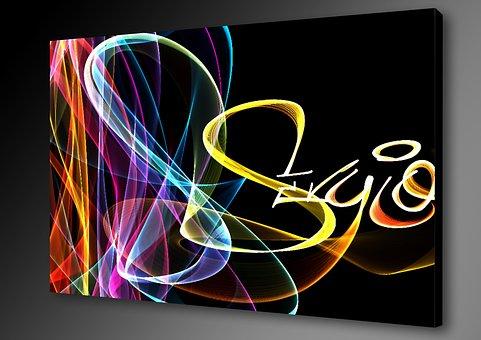 Box, Art, Black, Sergio, Background, Grey, Color