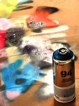 Painting, Graffiti, Colors, Art, Urban, Decoration