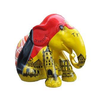 Elephant Parade, Elephant, Trier