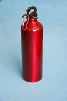 Water Bottle, Red Bottle, Water, Drink, Bottle, Health
