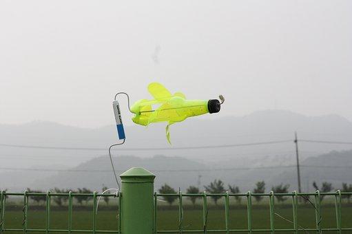 Pinwheel, Country, Hung-po, Water Bottle