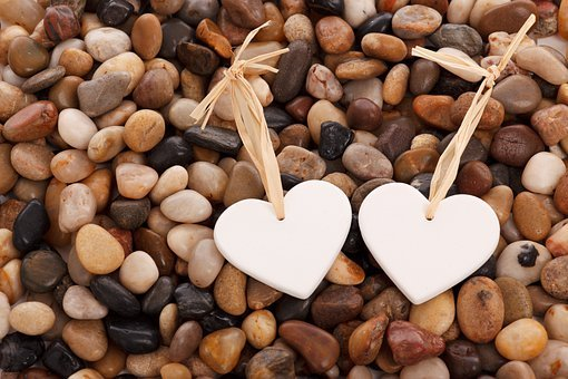 Decoration, Heart, Love, Nature, Pebble, Rock, Romance