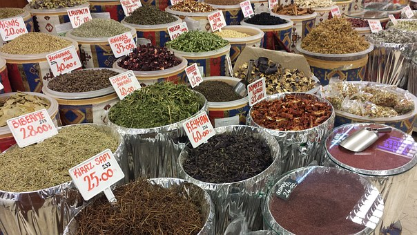 Spices, Arabia, Open Spices