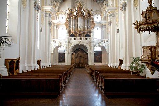Trier, St Paulin, Church, Baroque