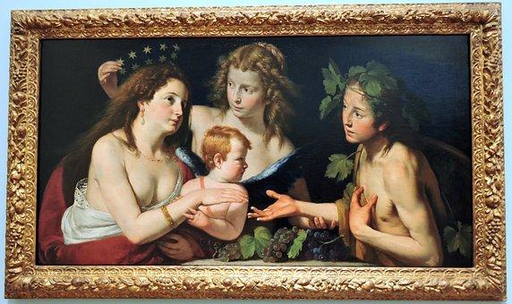 Bacchus, Arianna, The Framework, Stroiffi, Spice