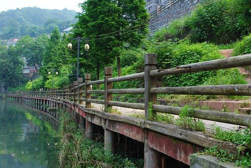 Tourism, Hunan, History, China, Fenghuang, Bridge