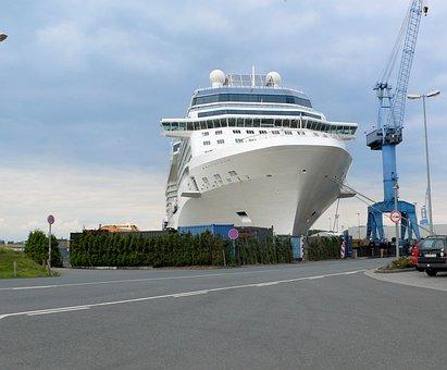 Ship, Cruise Ship, Travel, Holidays, Meyer Shipyard