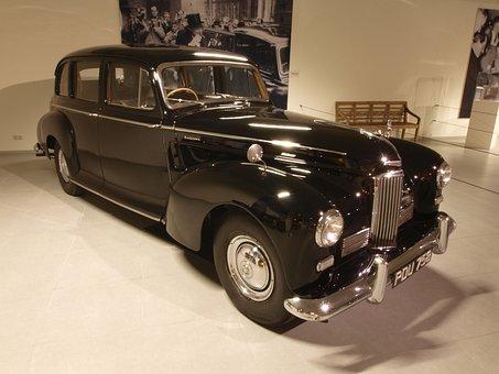 Humber, 1954, Car, Automobile, Vehicle, Motor Vehicle