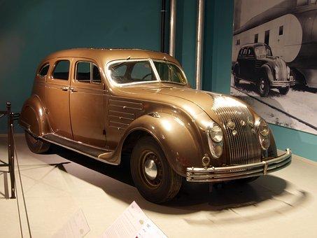 Chrysler 1934, Car, Automobile, Vehicle, Motor Vehicle